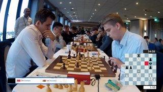 FIDE Chess.com Grand Swiss Isle of Man Round 4 - Hosts King and Rudolf