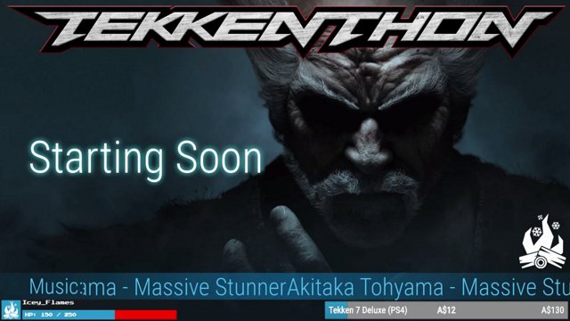 TEKKENTHON day 5: TEKKEN 5, Devil Within & TEKKEN 3 arcade history