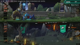 ESL One Hamburg | VP vs NIP - Game 2