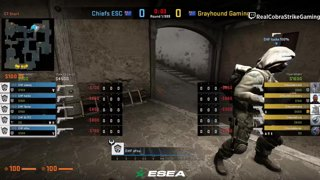 VoD📽️ Grayhound vs Chiefs - BO3 -  Semi-final [ESEA MDL Season 30 Australia]