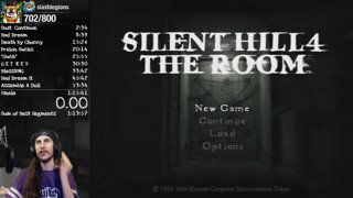 Silent Hill 4 Any% (Q/C) [PS2] - 52:24