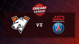 Virtus Pro vs PSG LGD - Game 1 - Playoffs - CORSAIR DreamLeague S11 - The Stockholm Major