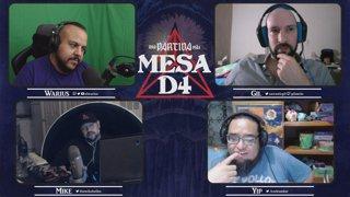 Mesa D4: Platicando sobre el Stream of Many Eyes, lo nuevo de D&D, y respondiendo preguntas de rol!