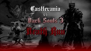 Стрим Dark Souls 3 doublefine DF Game Night - Castlevania Vs Dark Souls 3 Death Run