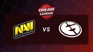 Natus Vincere vs Evil Geniuses - Game 1 - CORSAIR DreamLeague S11 - The Stockholm Major