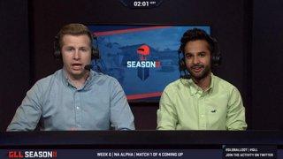 RERUN: GLL Season 2 Alpha Division - Americas - Week 6 #3