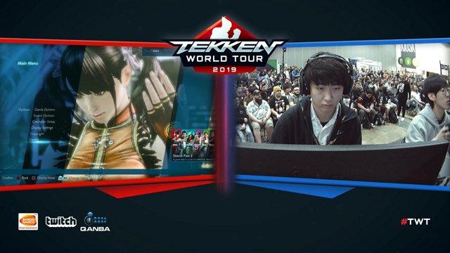 Tekken 7: Rangchu vs. JDCR - Battle Arena Melbourne 2019 - Top 8