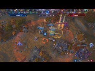 Portugal vs Ukraine - Nexus Games EU - G2
