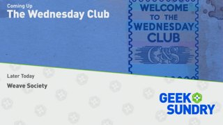 REBROADCAST: The Wednesday Club: Saga Special #GNSLive