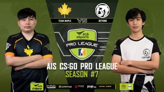 AIS CS:GO Pro League Season#7 R.4 | MAPLE VS. BEYOND MAP1 MIRAGE