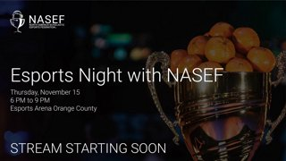 Highlight: Esports Night with NASEF