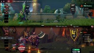 TNC Predator vs Lotac, DreamLeague Season 11, SEA QL, bo3, game 2 [CrystalMay]