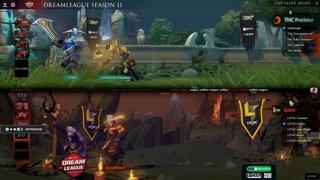 TNC Predator vs Lotac, DreamLeague Season 11, SEA QL, bo3, game 3 [CrystalMay]
