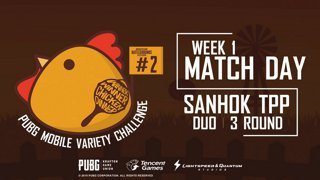 PUBG Mobile Variety Challenge #2 Event Week 1