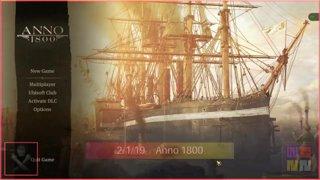 WGNN - Anno 1800 2/1/19 (DamianKnightLiveinHD)