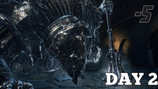 Highlight: Day 2 of Dark Souls 3 Playthrough