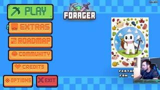 Forager Stream #6 - MOAR FORAGER!!