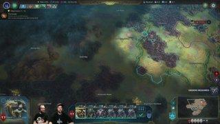 Age of Wonders: Planetfall - Gameplay Stream