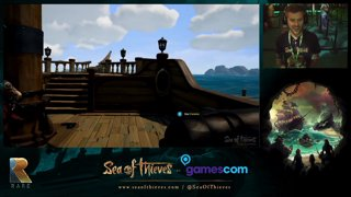 Sea of Thieves Live from Gamescom 2016: Day 3, Stream 3