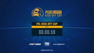 [EN] PEL Kick-Off Cup | Day 1 Group A