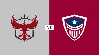 전체 경기   애틀란타 레인 vs 워싱턴 저스티스   2 스테이지 - 2주 - 4일차