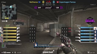 CPH Flames vs. NoChance | Map 2 | Pixel.Bet Brawl