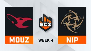 Mousesports vs NiP - Map 2 - Inferno (ECS Season 7 - Week 4 - DAY3)