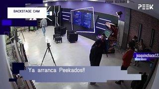 Peekados en vivo! 05.08