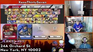 XenoThirtySeven - [W.Finals] DA Sinji vs Frozen