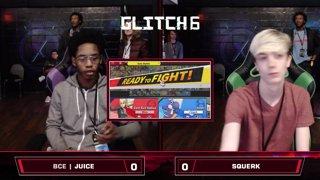 Glitch 6 SSBU - BCE | Juice (Zero Suit Samus) VS Squerk (Yoshi) Smash Ultimate Winner's Top 128
