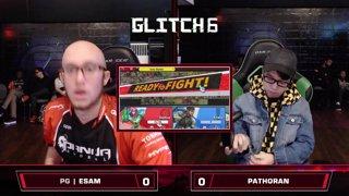 Glitch 6 SSBU - PG | ESAM (Samus) VS Pathoran (Snake) Smash Ultimate Winner's Top 128