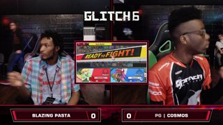 Glitch 6 SSBU - BlazingPasta (Peach) VS PG | Cosmos (Inkling) Smash Ultimate Loser's Top 48