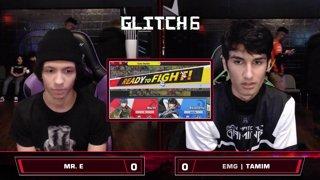 Glitch 6 SSBU - Mr. E (Marth) VS EMG | Tamim (Bayonetta) Smash Ultimate Loser's Top 32