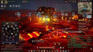 Black Desert , Guild bosses 8 Ferrids at the sametime.