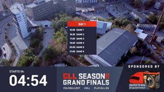 RERUN: GLL Season 2 $100,000 Grand Finals - Day 1