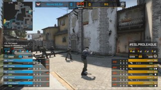 CS:GO - Heroic vs. BIG [Inferno] Map 1 - Group B - ESL Pro League Season 9 Europe