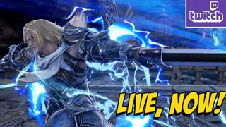 BACK TO CALIBUR - Learning Siegfried & Rating Souls - SCVI GIVEAWAY - bit.ly/MAXCALIBUR6 (Thu 11-1)