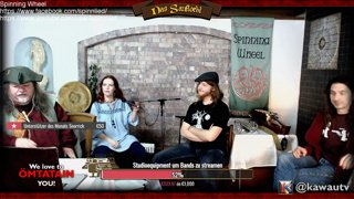 Highlight: ♫♫ [Celtic Folk] [GER/ENG] (ab 19:00) Tavernen Talk mit Spinning Wheel! ♫♫ Tavern talk with Spinning Wheell! ♫♫ !botinfo