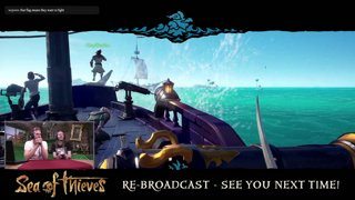 Sea of Thieves Weekly Stream - Art of the Trickster!