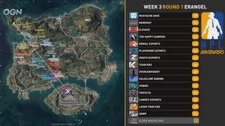 NPL Contenders Week 3