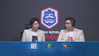 [ENG] Clash Royale League Asia - Week5 Day1