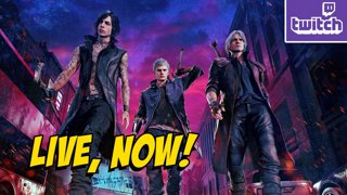 Devil May Cry 5...11 YEARS LATER, It Has Arrived (3-7)
