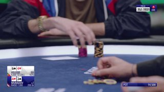 EPT Barcelona Main Event - Day 2! (LIVE, Cards Up)