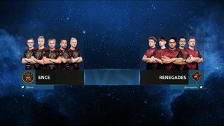 CS:GO - Renegades vs. ENCE [Inferno] Map 1 - Group B - IEM Chicago 2019