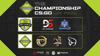 The Championship CS:GO League : Play Offs  | Semi-Finals