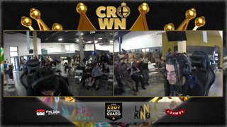 Crown 2019 SSBU - Z (Pikachu) Vs. AZ (Wolf) Smash Ultimate Tournament Losers Top 12