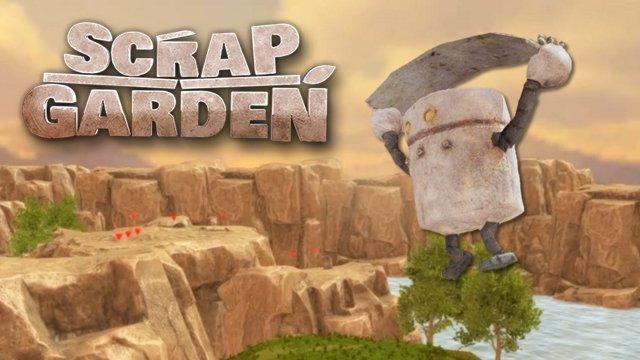 heiach scrap garden stream 10122017 surprisingly melancholy twitch - Scrap Garden