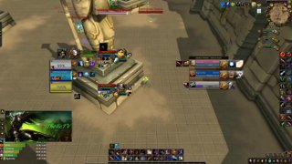 Highlight: <Thelle> glad 2800xp+ rogue - playing alts