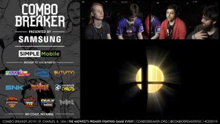 CB 2019 SSBU - Fons & PowPow Vs. Anonymous Moniker & ShevySmash Ultimate Tournament Losers Eighths
