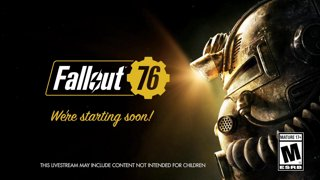 Fallout 76: New Characters!